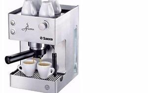 Machine à espresso Saeco RI9376/47 Aroma Inox - Espresso Machine Saeco RI9376/47 Aroma Inox