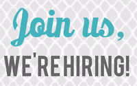 THE CLOTHES MINE IS HIRING!!