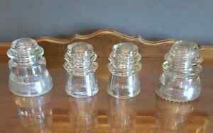 Glass Insulator caps