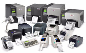 Printers, Labels, Label Winders, Print-heads & Consumables