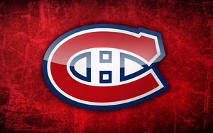 Billets Rouge CH Canadiens Tickets Red