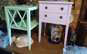 ALLKINDS ENDTABLES $25 - $45 obo PLEASE CALLS ONLY 905-818-5002