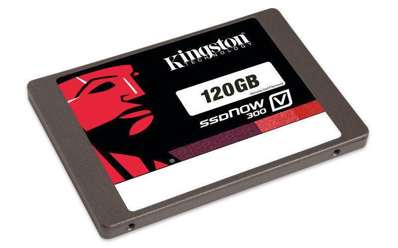 "For Kingston Sata III SSD Now V300 120GB 2.5"" Internal Solid State 120GB V300"