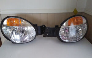 Subaru imprezza headlights