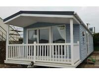 Amazing 13ft wide Holiday home - built in veranda - Allonby, Cumbria