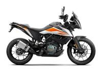 Last One 2020 NEW KTM 390 Adventure SAVE £350 White A2