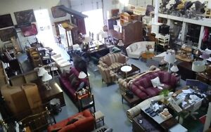Come see ELV  a used furniture/floor model & consignment store