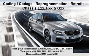 BMW Programing / coding BMW / performance / retrofit / tuning