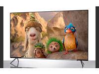 """SAMSUNG UE55KS7000 Smart 4k Ultra HD HDR 55"""" LED TV Quantum Dot Colour"""