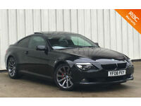 BMW 635 3.0TD auto 2008MY d Sport +Finance Available Part Exchange Welcome,