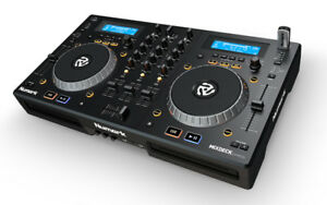 Brand New Numark MixDeck Express Premium DJ Controller with CD &