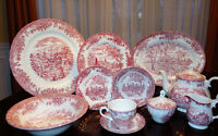 Fine English China set(made in England)