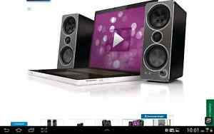 PHILIPS MULTIMEDIA SPEAKERS 2.0 MODEL SPA8210/37 NEW 100%