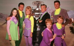 Lost in Space - Complete Serie on DVD
