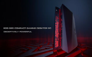 *COMPACT* *QUIET* Gaming PC ASUS ROG G20