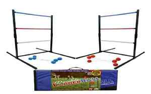 New Double Ladder Ball Game