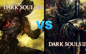 Wanted: Darksouls 2 and 3 for the PS4