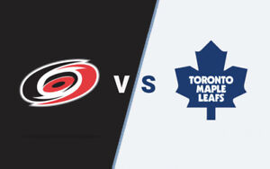 Toronto Maple Leafs vs. Carolina Hurricanes Tue Dec19 2pm