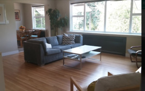 Beautiful Furnished 2BR Sublet Opportunity for Clean Individual