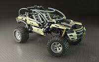 LEGO TECHNIC 8466 4X4 OFF-ROADER