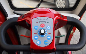 The Boomerbuggy Covered Electric Scooter mobility Kitchener / Waterloo Kitchener Area image 2