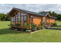 Brand New High Spec Residential Specification Luxury 2 Bedroom Lodge For Sale
