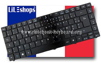 Clavier Français Original Acer Aspire 4810 4810T 4810TG 4810TZ 4810TZG Série