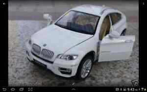 BMW X6 Alloy Diecast Car Model 1:32 Collection Gift Sound & Ligh London Ontario image 2
