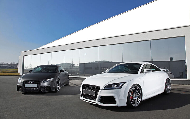 Top Audi Coupe Models