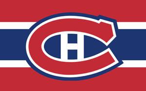 SOUS PRIX Dimanche 2 décembre 2 billets Canadiens -  Sharks