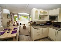 BRAND NEW STATIC CARAVAN FOR SALE - 2017 MODEL - NEAR BRIDLINGTON - EAST COAST