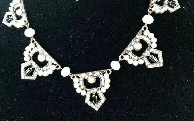 Plunder Jewelry, ROSALIE Necklace  Vintage, New