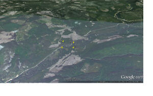 Kettle River Placer Gold Claim, Vernon Area   $300
