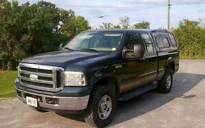 2007 Ford F-250 SuperDuty Pickup Truck