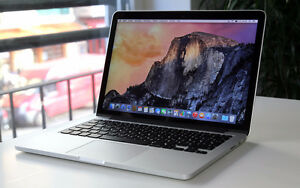 Macbook Pro 13po Retina Display (Presque Neuf)