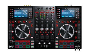 Numark NVII DJ Controller - new one piece only - full warranty