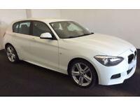 2013 BMW 120D 2.0 M-SPORT AUTO GOOD / BAD CREDIT CAR FINANCE AVAILABLE