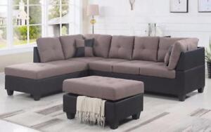 ***BLOWOUT SALE ON SECTIONAL AND SOFAS***ALL ITEMS ON SALE****HUGE SAVINGS*********LOWEST PRICES IN CANADA*******