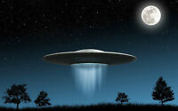 Have you seen a UFO?