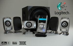 Système Audio Ordinateur 505W RMS