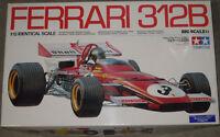 TAMIYA 1/12 FERRARI 312B model kit