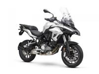 2018 BENELLI TRK 502..125.57 OVER 48M WITH A 199 DEP.9.9% APR