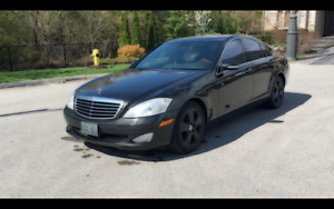 Mint!!! 2008 Mercedes-Benz S-Class 4Matic (All Wheel Drive)