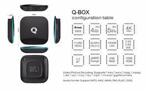 Q Box Android5.1 TV BOX Amlogic S905 64bits 2GB/16GB Gigabit 100 Regina Regina Area image 4