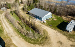 Attention Horse Lovers! Home on 153 Acres! 100113 Hwy 7 R0C 1R0