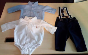 BABY LOT OF CLOTHES FOR BOY