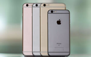 """DEAL OF THE WEEK"""", APPLE IPHONE 6-6 PLUS, 6S-6S PLUS, 16G-64G"""