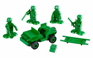 Lego toy soldiers set