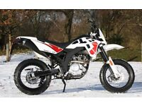 125 WANTED supermoto