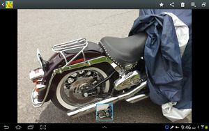 Harley softail deluxe seat for sales